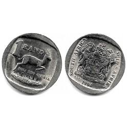 (138) Sudáfrica. 1994. 1 Rand (MBC)