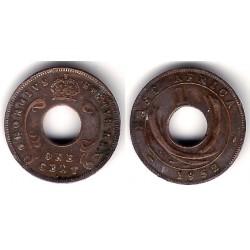 (32) Africa Oriental. 1952. 1 Cent (BC+)