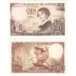 Estado Español. 1965. 100 Pesetas (EBC) Serie Y