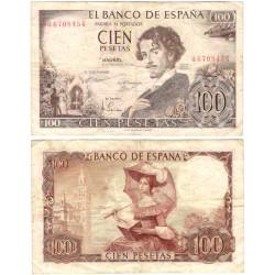 Estado Español. 1965. 100 Pesetas (BC) Serie Q