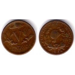 (206) Colombia. 1964. 5 Centavos (MBC)