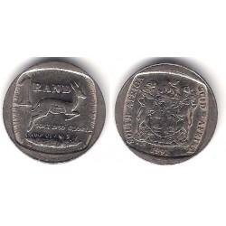 (134) Sudáfrica. 1991. 1 Rand (MBC)