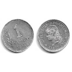 (64) Argentina. 1972. 1 Centavo (EBC)
