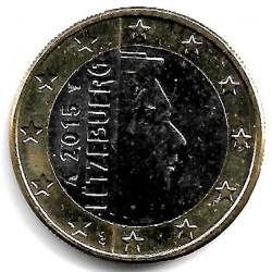 Luxemburgo. 2015. 1 Euro (SC)