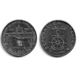 (108) Italia. 1981. 100 Lira (SC)