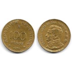 (82) Argentina. 1979. 100 Pesos (BC+)