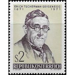 Austria. 1971. 2 Schilling. Erich Tschermark -Seysenegg (Nuevo)