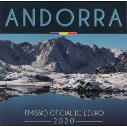 Andorra. 2020. Cartera Oficial (SC)