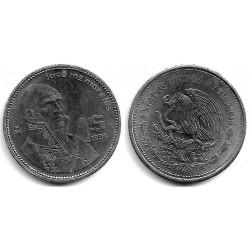 (496) Estados Unidos Mexicanos. 1984. 1 Peso (MBC+)