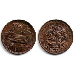 (441) Estados Unidos Mexicanos. 1971. 20 Centavos (MBC)