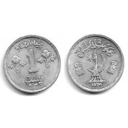 (33) Pakistán. 1974. 1 Paisa (SC)