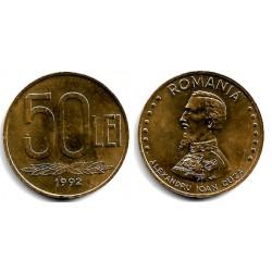 (110) Rumania. 1992. 50 Lei (SC)