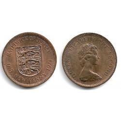 (30) Jersey. 1971. 1 New Penny (EBC)