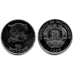 (119) Mozambique. 1994. 50 Meticais (SC)