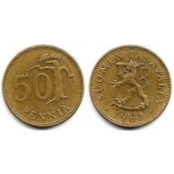 (48) Finlandia. 1963. 50 Pennia (MBC+)
