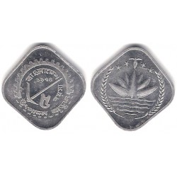 (6) Bangladesh. 1974. 5 Poisha (EBC+)