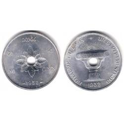 (6) Laos. 1952. 50 Cents (EBC)