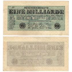 (122) Imperio Alemán. 1923. 1.000.000 Mark (MBC+)