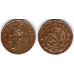 (433) Estados Unidos Mexicanos. 1956. 10 Centavos (MBC)