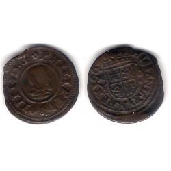 Felipe IV. 1664. 8 Maravedi (MBC-) Ceca de Madrid Y