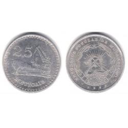 (100) Mozambique. 1980. 2½ Meticais (MBC+)