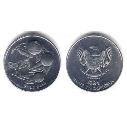 (55) Indonesia. 1994. 25 Rupiah (SC)