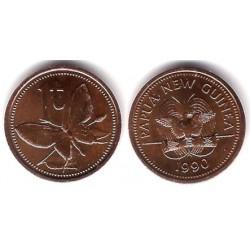(1) Papua Nueva Guinea. 1987. 1 Toea (SC)