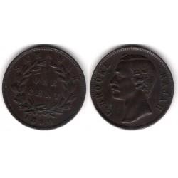 (6) Sarawak. 1890. 1 Cent (MBC+)