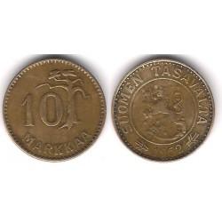 (38) Finlandia. 1952. 10 Markkaa (MBC-)