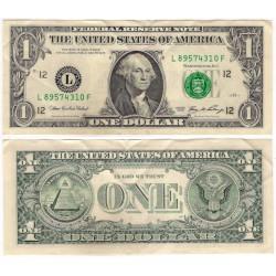 (523a) Estados Unidos de América. 2006. 1 Dollar (EBC)