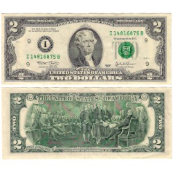(516a) Estados Unidos de América. 2003. 2 Dollars (EBC)