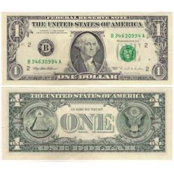 (496a) Estados Unidos de América. 1995. 1 Dollar (SC-)