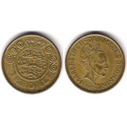 (878) Dinamarca. 1996. 20 Kroner (BC)