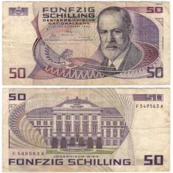 (149) Austria. 1986. 50 Schilling (BC)
