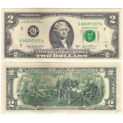 (516b) Estados Unidos de América. 2003(A). 2 Dollars (SC-)