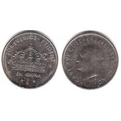 (894) Suecia. 2002. 1 Krona (MBC-)