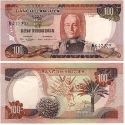 (101) Angola. 1972. 100 Escudos (EBC+)