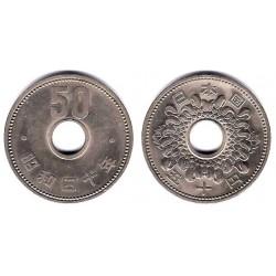 (Y76) Japón. 1965(40). 50 Yen (MBC)