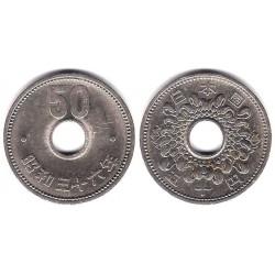 (Y76) Japón. 1961(36). 50 Yen (MBC)