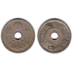 (Y49) Japón. 1927(2). 10 Sen (MBC-)