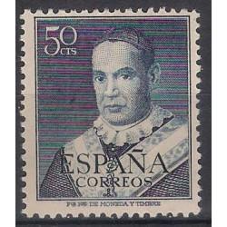 (1102) 1951. 50 Céntimos. San Antonio Maria Claret (Nuevo)