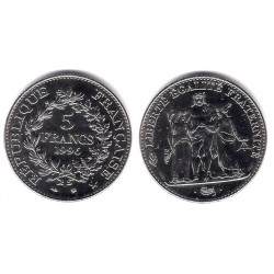 (1155) Francia. 1996. 5 Francs (SC)