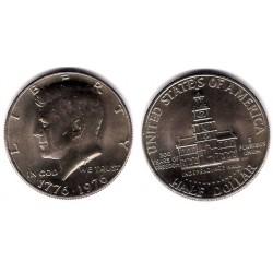 (205) Estados Unidos de América. 1976. Half Dollar (EBC)