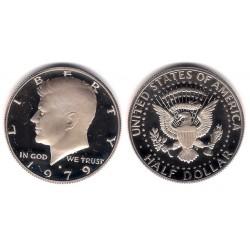 (A202b) Estados Unidos de América. 1979(S). Half Dollar (Proof)