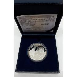 España. 2005. 10 Euro (Proof) (Plata) XXV Aniv. Premios Príncipe de Asturias