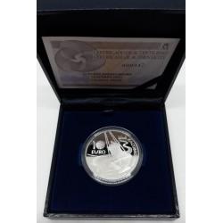 España. 2010. 10 Euro (Proof) (Plata) Xacobeo 2010