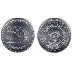 (100) Mozambique. 1986. 2½ Meticais (SC)