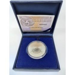 España. 2007.2 10 Euro (Proof) (Plata) Año de España en China