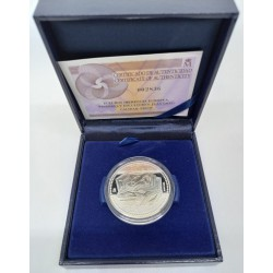 España. 2012. 10 Euro (Proof) (Plata) Juan Gris