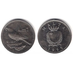 (99) Malta. 1995. 1 Lira (MBC)